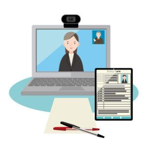 【IT系・エンジニア転職】オンライン面接のために絶対必要な事前準備はコレ!