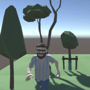 Unityの有料3Dアセットを使ってプレイヤーキャラクターを操作する!